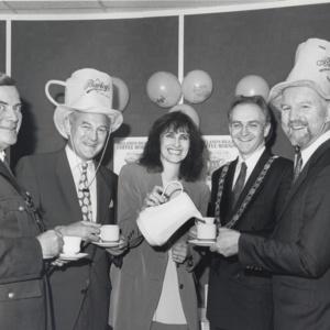 Ireland's Biggest Coffee Morning, 1993.