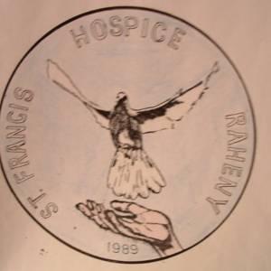 Original logo of St. Francis Hospice, Raheny.