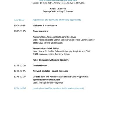 HFH-Network-Agenda-17-June-2014 (AHN 25 June 2014).pdf