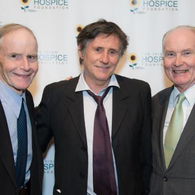 Walter O'Hara Jr., Gabriel Byrne, Tim O'Connor