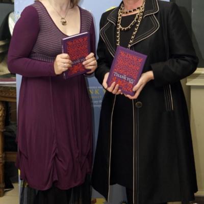 Niamh O'Carroll Marie Murray - Thank You Book Launch Oct 10 2010 (2).jpg