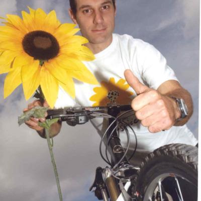 Sunflower Day, 2004.