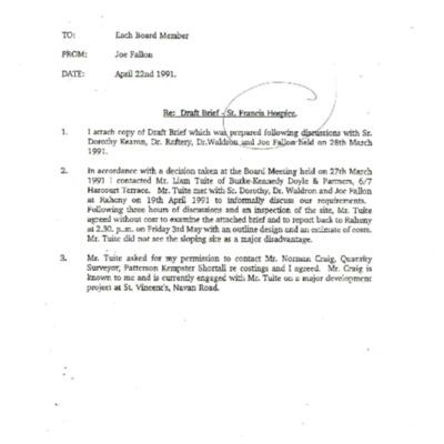 Memorandum of meeting with Liam Tuite of Burke Kennedy Doyle Mar 27 1991.pdf