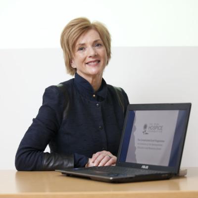 Dr. Susan Delaney, director of Complicated Grief Programme.