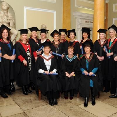 Msc Graduation Class group