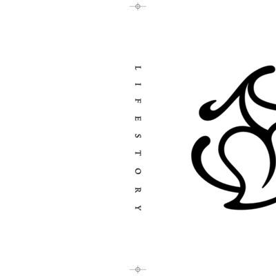 LifeStory cover design.