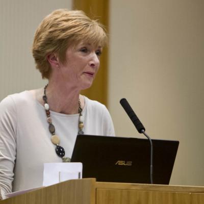 Dr. Susan Delaney speak