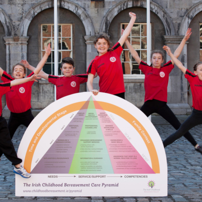 The Irish Childhood Bereavement Network Conference, 2014