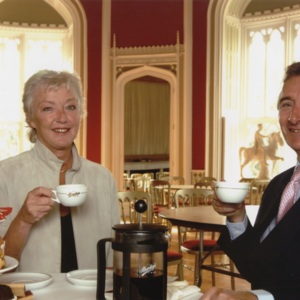 Ireland'd Biggest Coffee Morning Launch, 2002.