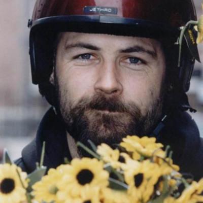 Sunflower Day 2002.